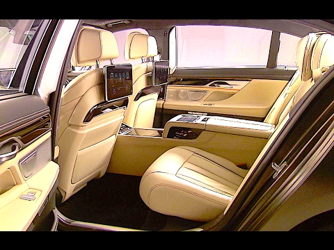 Business travel BMW-7